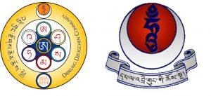 Drikung-Kagyu-und-Dzogchen-Community-Logos